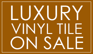 Luxury Vinyl starting at $3.49 sq.ft. this month at Clupper Brothers in Akron!