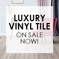 Luxury Vinyl Plank and Tile on sale this month only!